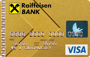 Райффайзен Банк кредитная карта