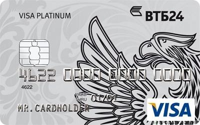 Кредитная карта ВТБ 24 оформить онлайн заявку